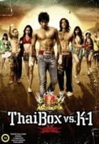 ThaiBox vs. K-1 DVD
