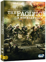The Pacific - A h�s alakulat (6 DVD) DVD