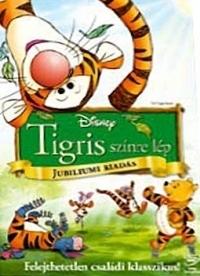 Tigris színre lép DVD