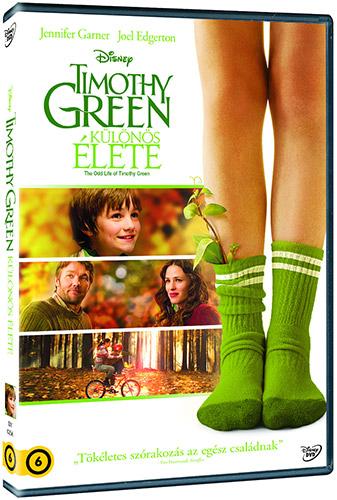 Timothy Green k�l�n�s �lete DVD