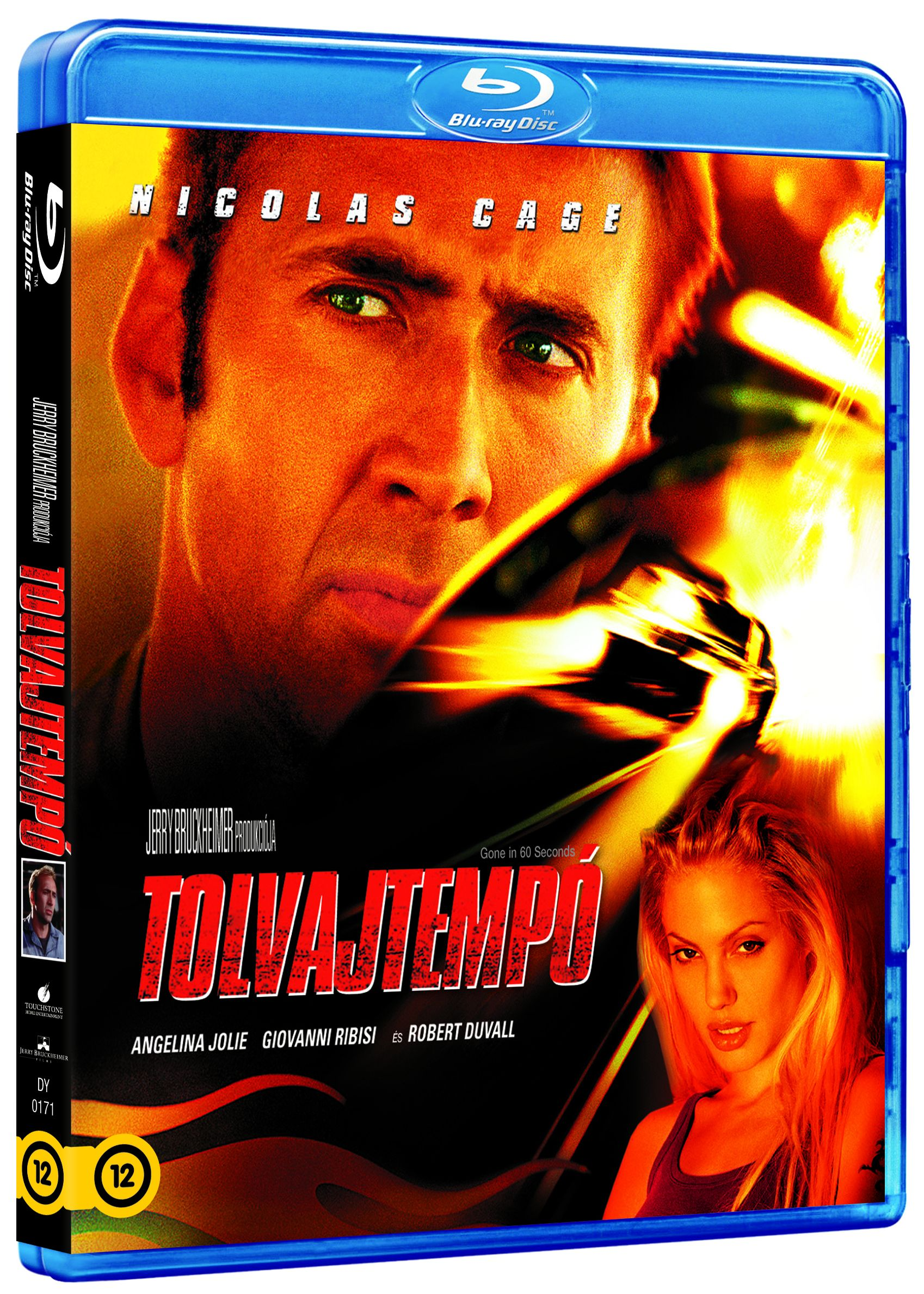 Tolvajtemp� Blu-ray