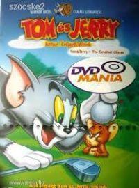 Tom és Jerry DVD