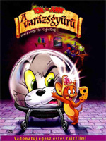 Tom �s Jerry - A var�zsgy�r� DVD