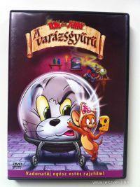 Tom és Jerry - A varázsgyűrű DVD