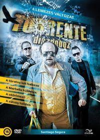 Torrente 2 - A Marbella küldetés DVD