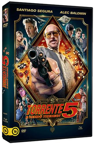 Torrente 5: A kezd� tizenegy DVD
