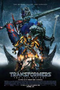 Transformers: Az utolsó lovag Blu-ray