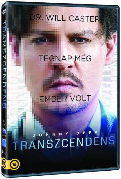 Transzcendens DVD