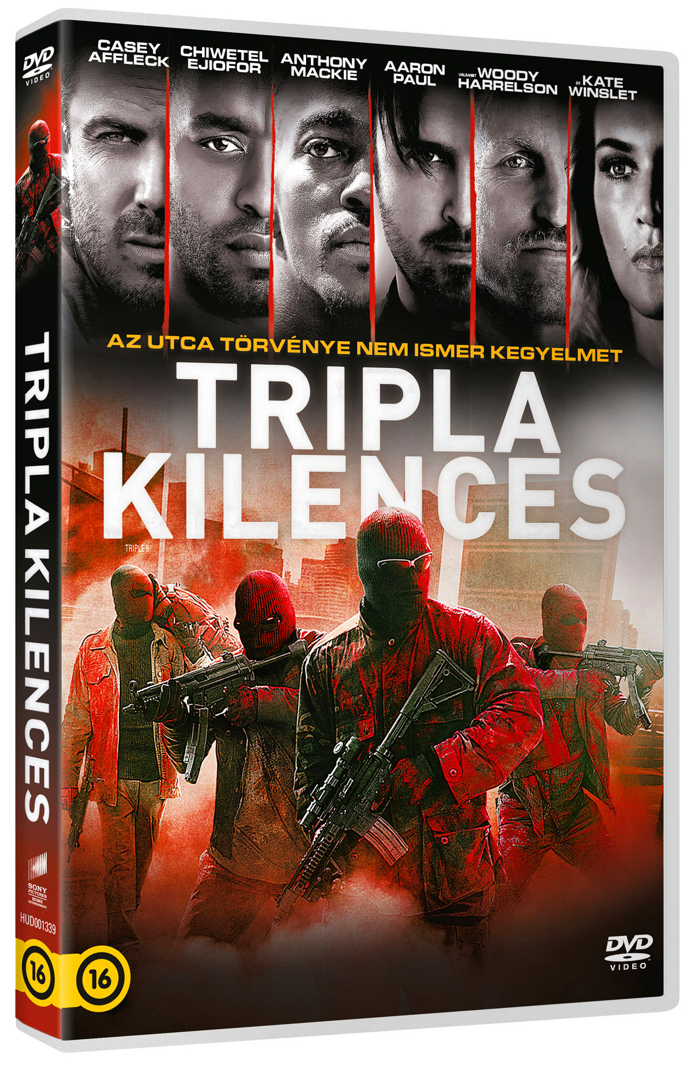 Tripla kilences DVD