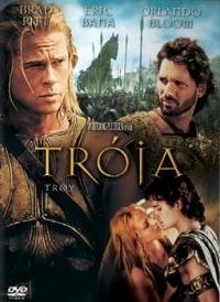 Trója DVD