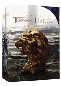 Trónok Harca 1-7. évad (35 DVD) DVD