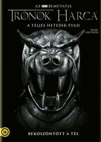Trónok Harca 7. évad (5 DVD)  *Clegane csomagolás* DVD