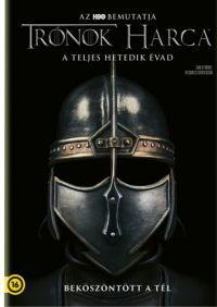 Trónok Harca 7. évad (5 DVD) *Makuláltlan csomagolás* DVD