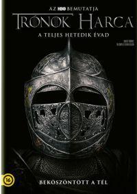 Trónok Harca 7. évad  (5 DVD) *Tyrell csomagolás* DVD