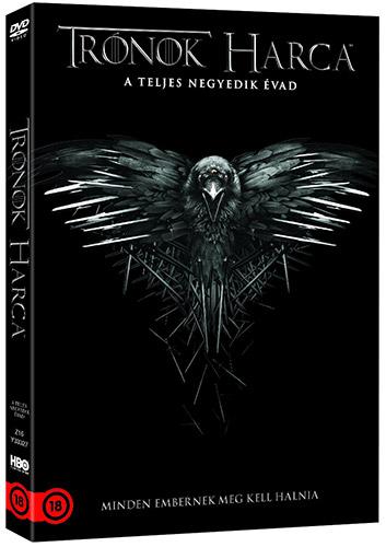 Tr�nok harca 4. �vad (5 DVD) DVD