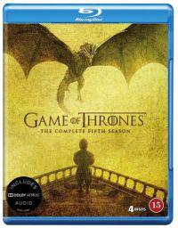 Trónok harca: 5. évad (5 Blu-ray) Blu-ray