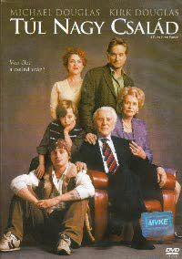 Túl nagy család DVD
