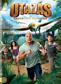 Utazás a rejtélyes szigetre DVD