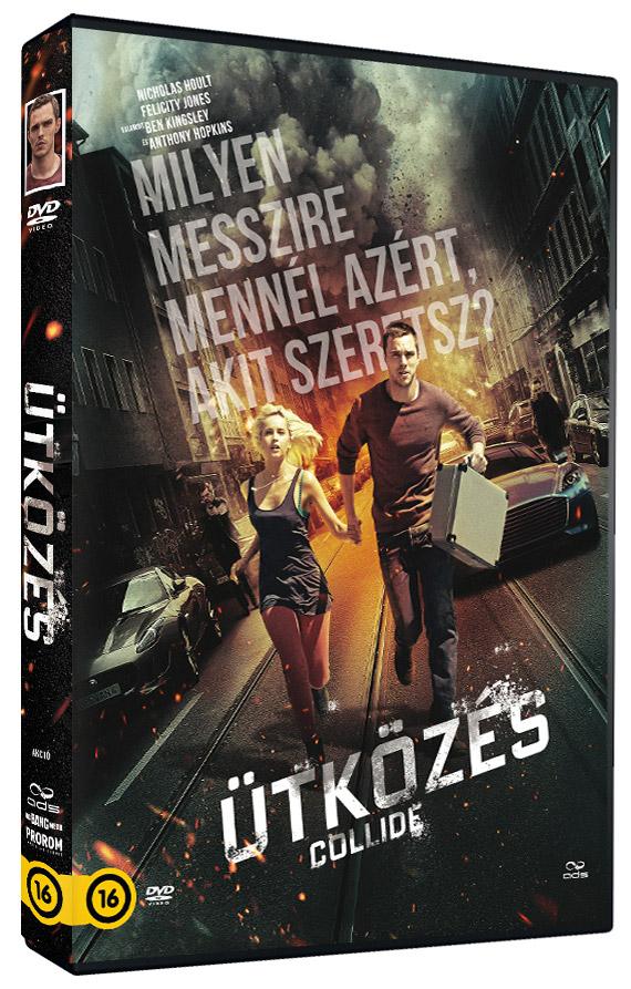 Ütközés DVD