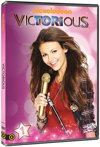 V, mint Vikt�ria - 1 r�sz DVD
