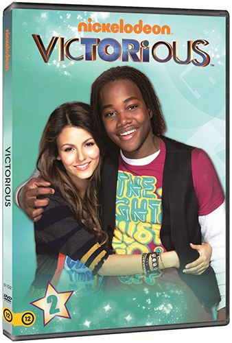 V, mint Vikt�ria - 2 r�sz DVD