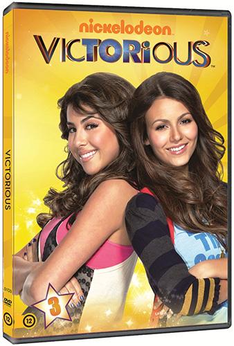 V, mint Vikt�ria - 3. r�sz DVD