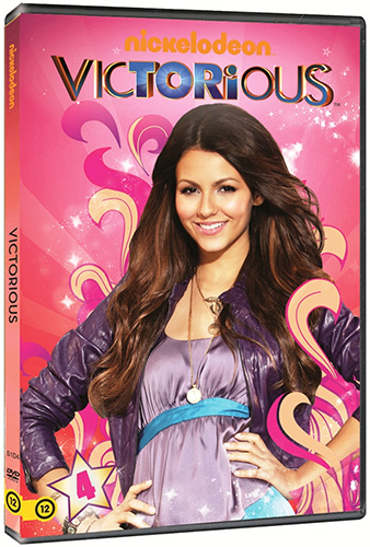 V, mint Vikt�ria - 4. r�sz DVD