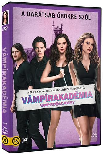 V�mp�rakad�mia DVD