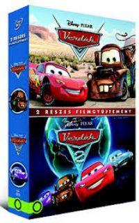Verdák DVD