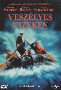 Veszélyes vizeken DVD