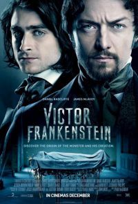 Victor Frankenstein DVD