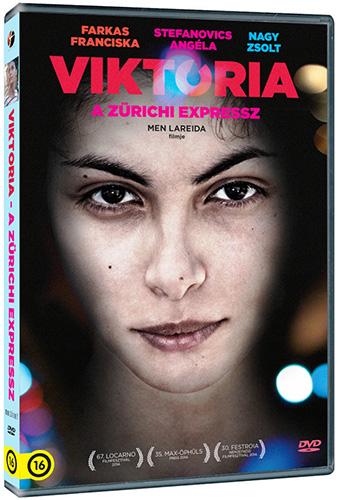 Vikt�ria - A z�richi expressz DVD