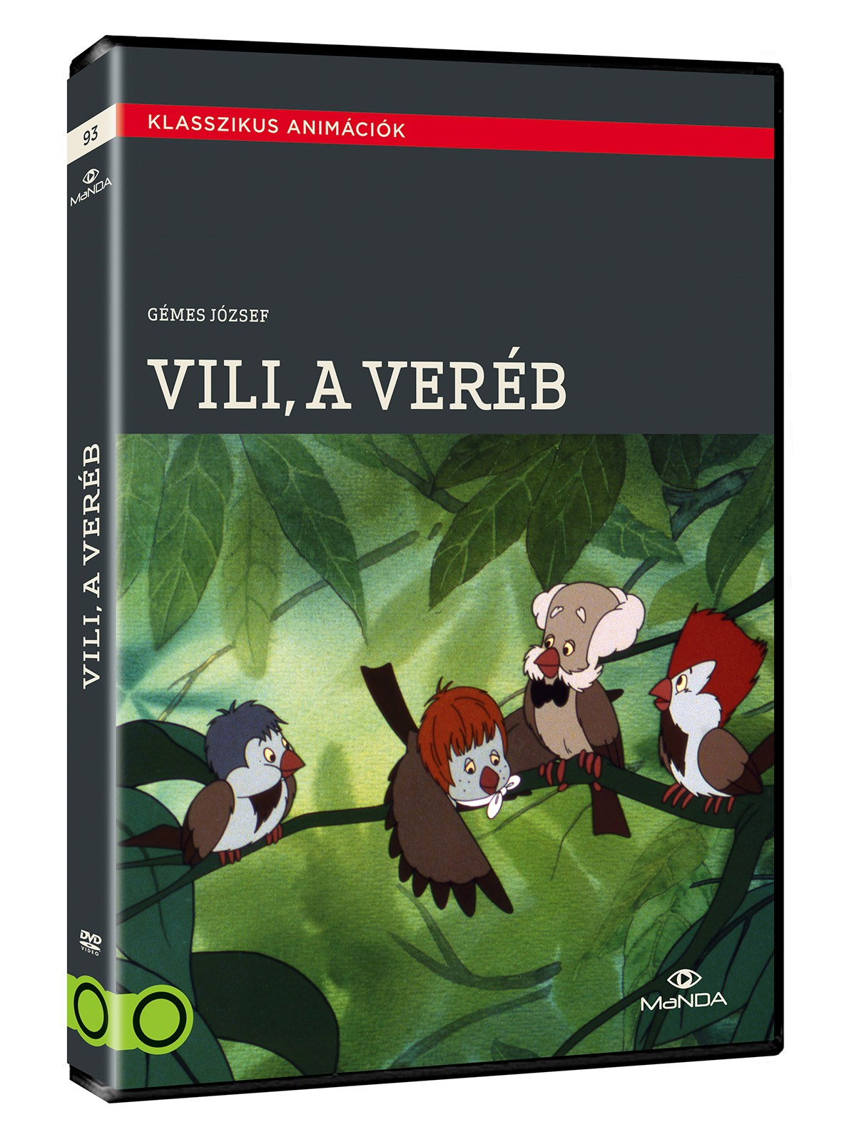 Vili, a ver�b DVD