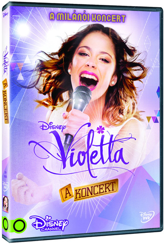 Violetta: A koncert DVD
