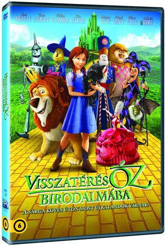Visszat�r�s �z birodalm�ba DVD