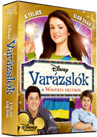 Waverly Place var�zsl�i DVD