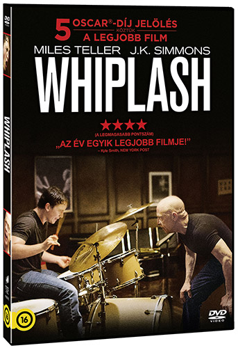 Whiplash DVD