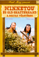 Winnetou �s Old Sutherland a holtak v�lgy�ben DVD