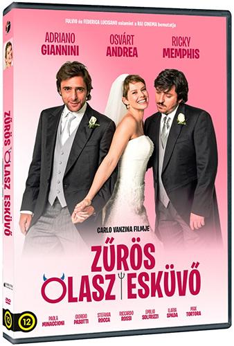 Z�r�s olasz esk�v� DVD