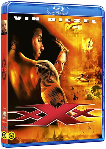 xXx Blu-ray