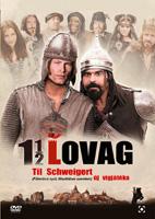 1 és 1/2 lovag - Az elbűvölő Herzelinde hercegnő nyomában DVD