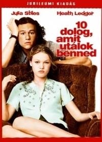 10 dolog, amit utálok benned (szinkronizált változat) DVD