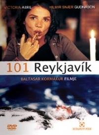 101 Reykjavík DVD