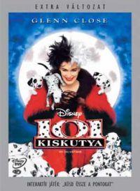 101 kiskutya DVD