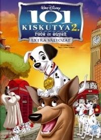 101 kiskutya 2. - Paca és Agyar (rajzfilm) DVD