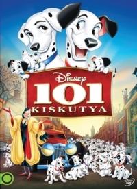 101 kiskutya (rajzfilm, új kiadás) DVD