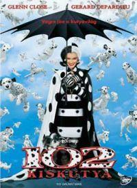 102 kiskutya *film* DVD