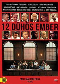 12 dühös ember DVD