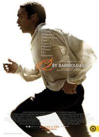 12 év rabszolgaság DVD