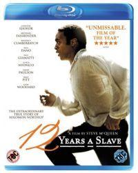 12 év rabszolgaság Blu-ray